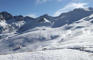Slopes of the Grandvalira, Andorra