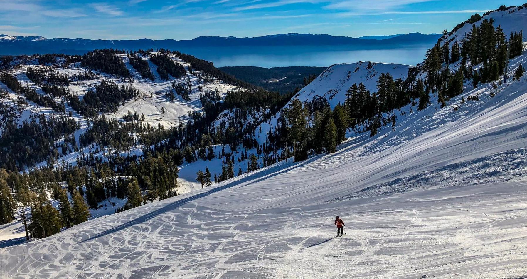 Lake Tahoe Skiing_Squaw Valley