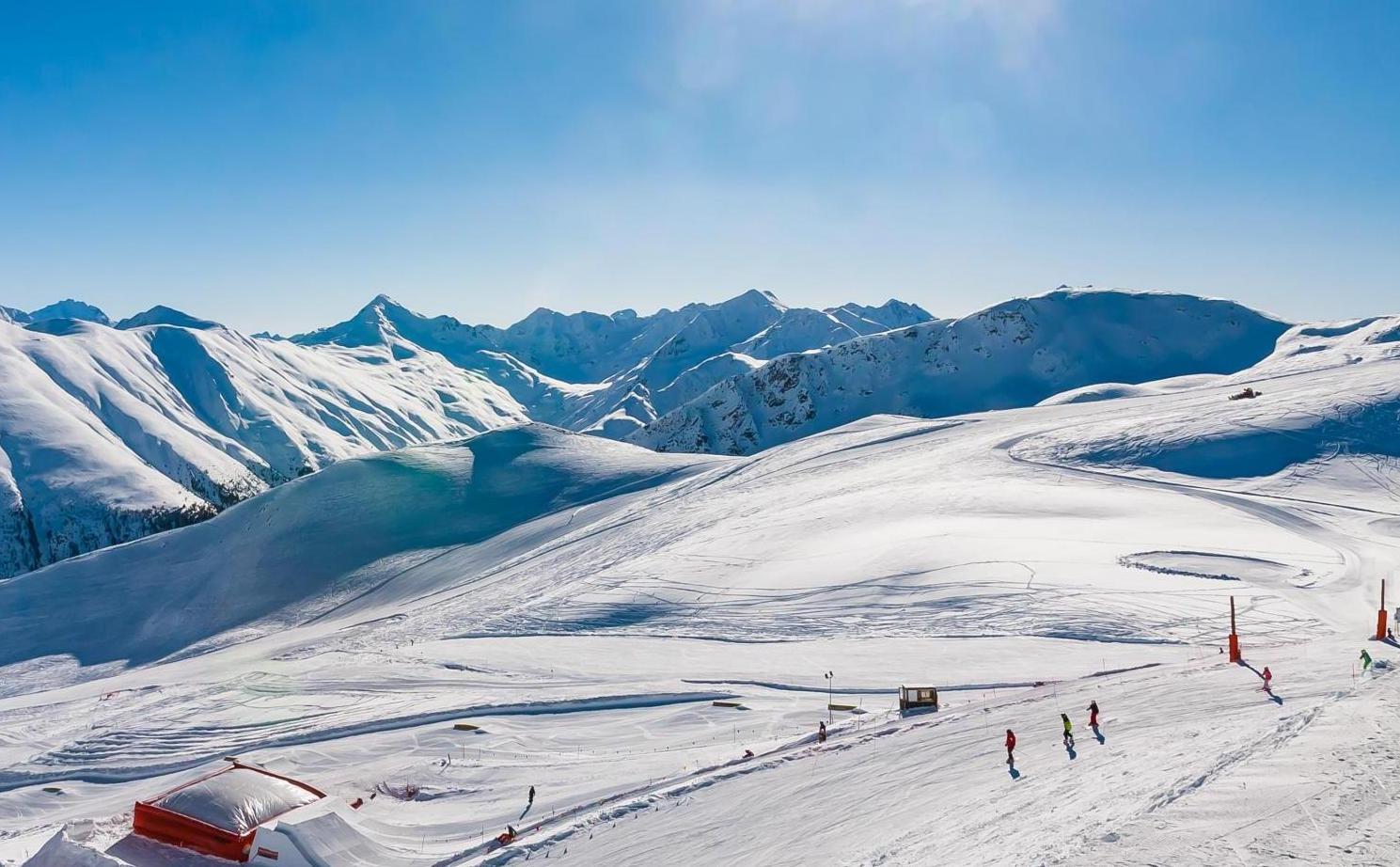 Ski Resort Livigno