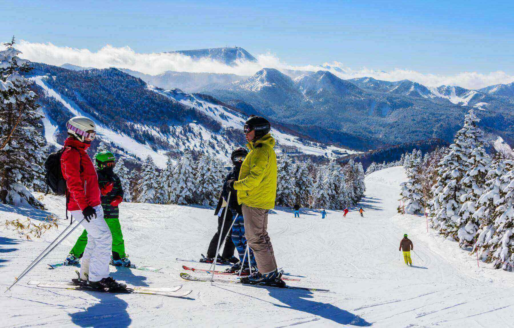 Best Places to Go Skiing In Japan